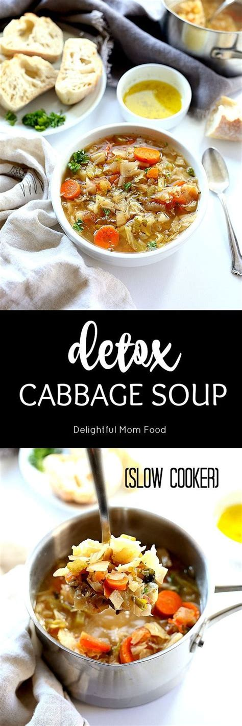 Cabbabe Soup Detox Recipe by The World S Catalog Of Ideas