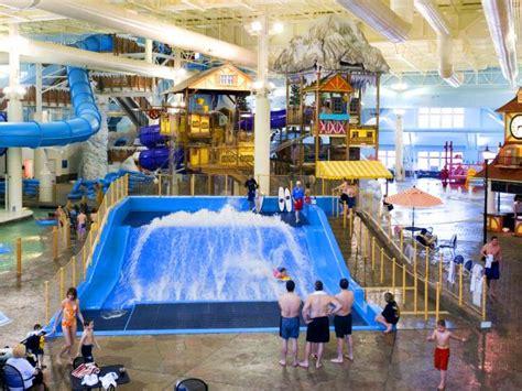 theme hotel michigan best indoor water parks travelchannel com travel channel