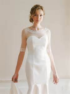 cover for wedding dress items similar to wedding cover up boatneck lace top