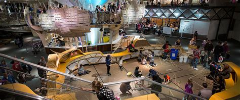 design lab nyc what schools can learn from a science museum that makes