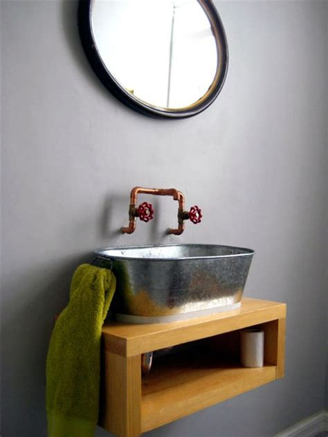 Diy Kitchen Sink Plumbing Trend Alert 10 Diy Faucets Made From Plumbing Parts