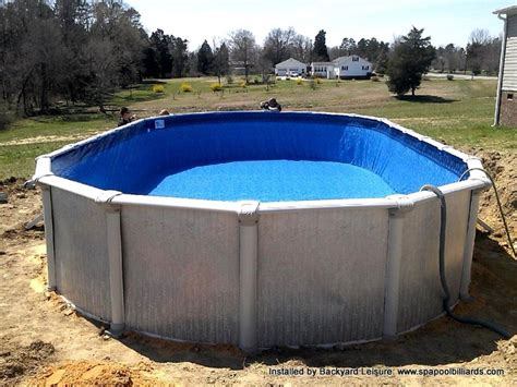 backyard leisure pin by backyard leisure on hot tubs and pools installed by