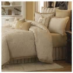 shop michael amini carlton bed set the home decorating