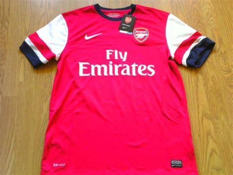 Jersey Arsenal 1617 Grade Ori jual jersey home arsenal grade ori 2013 2014 garcip store