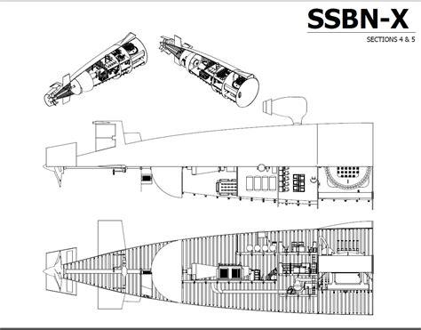 e plans com submarine blueprints