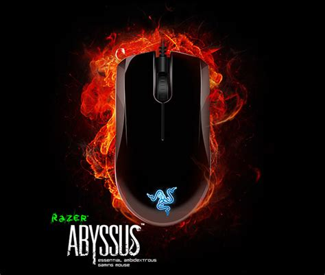 Mouse Razer Abyssus Mirror Special Edition razer bringing out abyssus mirror special edition