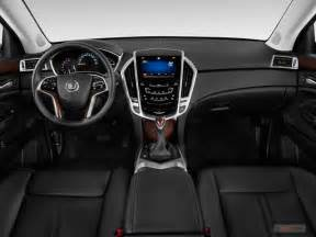 Cadillac Srx Inside Cadillac Srx Prices Reviews And Pictures U S News