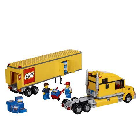 lego truck lego city truck 3221 building