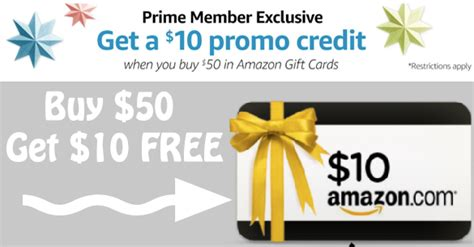 Amazon Gift Card Coupon Code 2016 - free 10 amazon credit with gift card purchase coupons 4 utah