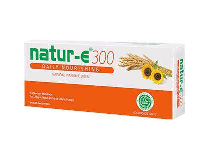 Suplemen Natur E Cantik Dan Sehat Dengan Natur E Advanced Catatan Efi