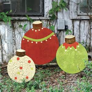 Home Made Outdoor Christmas Decorations by Attractive Diy Outdoor Christmas Decorations I Love Pink