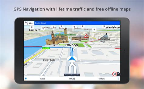 free gps maps gps navigation drive with voice maps traffic apk