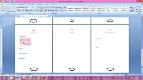 membuat daftar isi romawi dan angka cara membuat daftar isi otomatis daftar gambar daftar