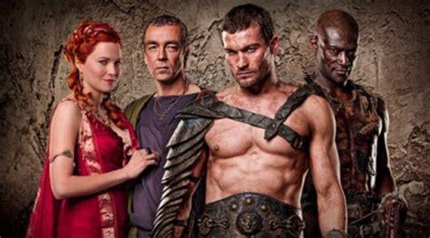 film seri rome spartacus