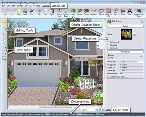 landscaping layout software landscape design software tutorials