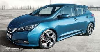 Future Nissan Cars Future Cars 2018 Nissan Leaf Keeps Things Familiar