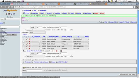membuat database java mysql membuat aplikasi java desktop database mysql wizard dengan