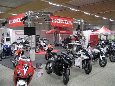 Motorrad Honda Essen by Honda Semmler Messe Gie 223 En 2013