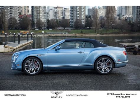 2016 bentley continental gt convertible for sale gc