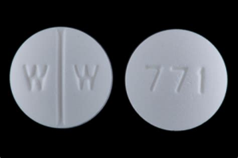 Isosorbide Dinitrate Also Search For W W 771 Pill Isosorbide Dinitrate 10 Mg
