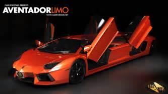 Rent Lamborghini For Prom Lamborghini Aventador Limo