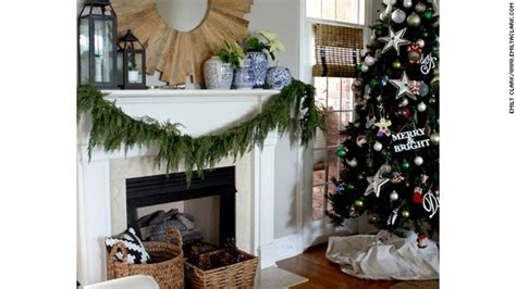 The woodland trend is evergreen for christmas cnn com