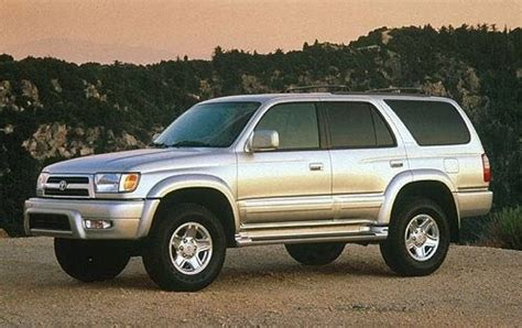 2000 Toyota 4runner Towing Capacity Used 2000 Toyota 4runner For Sale Pricing Features