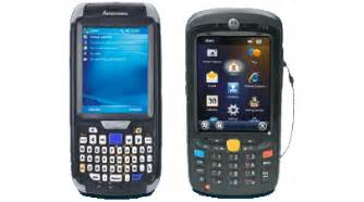 Windows mobile embedded handheld device and application management