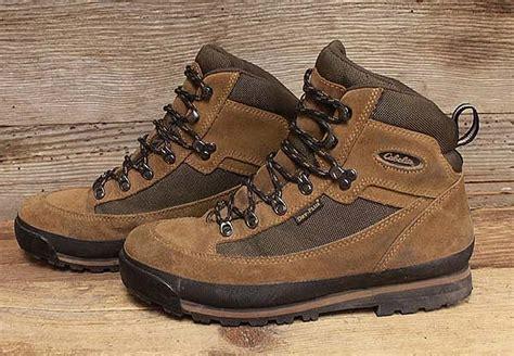 cabelas mens hiking boots cabelas mens plus leather hiking boots sz 9 5d