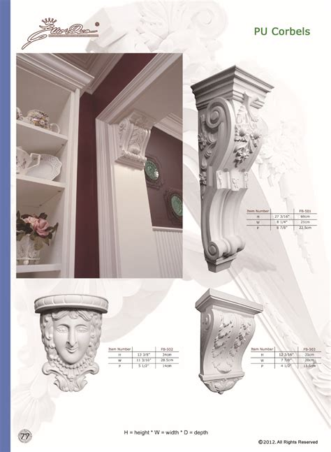 Inexpensive Corbels Cheap Wood Corbels Polyurethane Crown Moulding Price