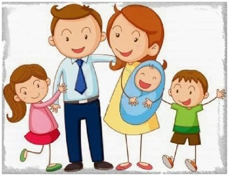 imagenes animadas de amor en familia coloridas imagenes de la familia animada imagenes de familia
