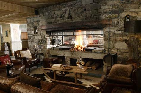ski lodge fireplace ski lodge the lodge val d isere skiworld