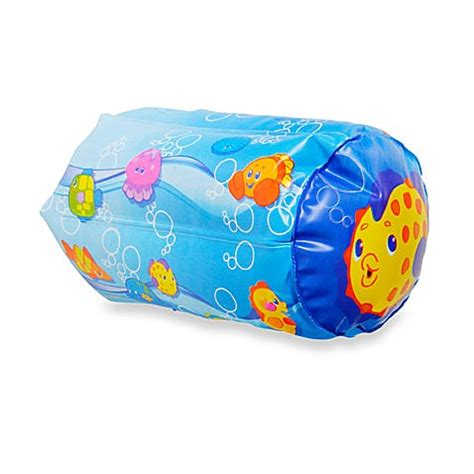 safety first inflatable bathtub buy safety 1st 174 inflatable spout guard from bed bath beyond