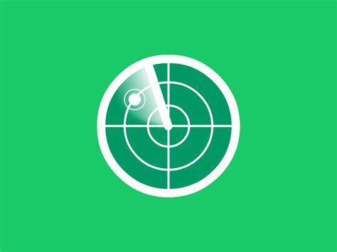 Radar Search Radar Search By Mexxx Dribbble