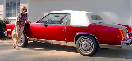 1984 Eldorado Cadillac History