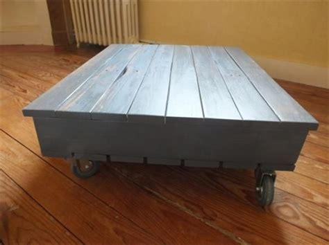 1000 ideas about coffee table with wheels on