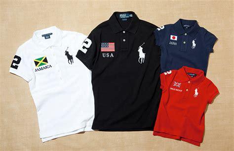 Polo Shirt Tshirt Kaos Kerah Adidas Logo Keren ralph quot create your own quot polo hypebeast