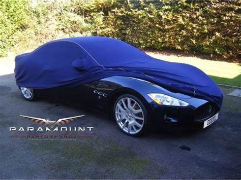 custom maserati sedan maserati luxury custom tailored indoor car cover maserati