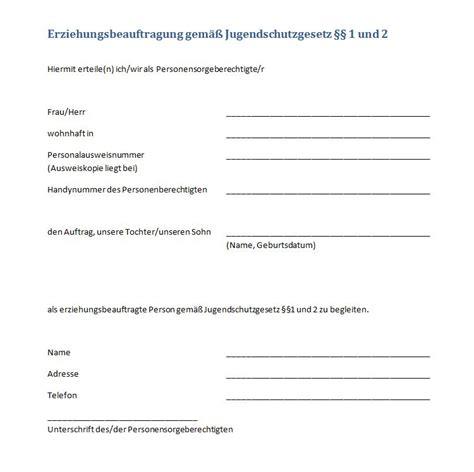 Kaufvertrag Auto 14 Tage by U18 Formular Der Partyzettel Zum Ausdrucken Download Giga