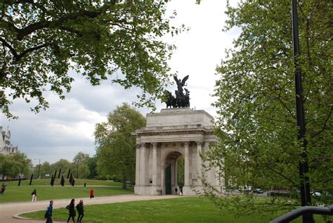 wellington arch england facts location map monument