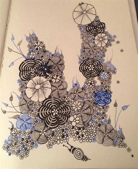 x pattern in c zentangle illustrations pinterest