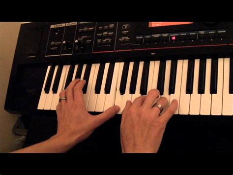 tutorial on keyboard how to play adagio for strings tutorial on keyboard or