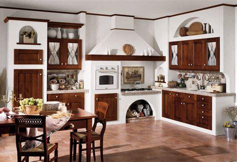 disegni di cucine in muratura cucina in muratura 70 idee per cucine moderne rustiche