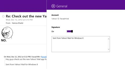how to change layout yahoo mail digital inspirations hands on with the new yahoo mail