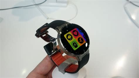 Smartwatch Alcatel One Touch Alcatel Onetouch On Review Pc Advisor