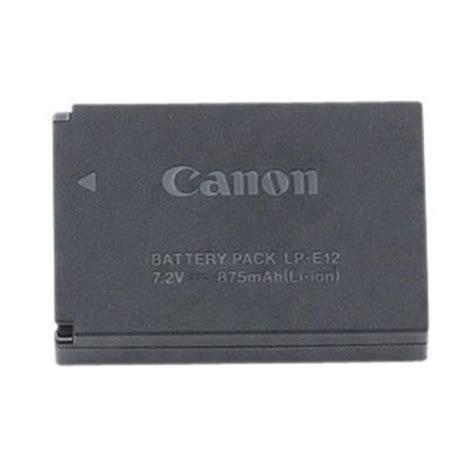 Canon Battery Lp E12 canon lp e12 battery canon batteries