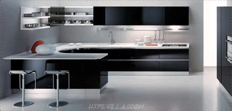 design of kitchen furniture inside a mansion modern kitchen new modern home designs