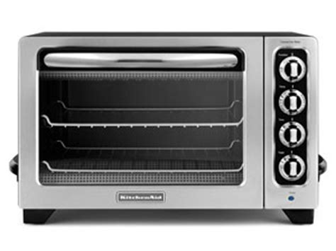 kitchenaid convection bake countertop toaster oven