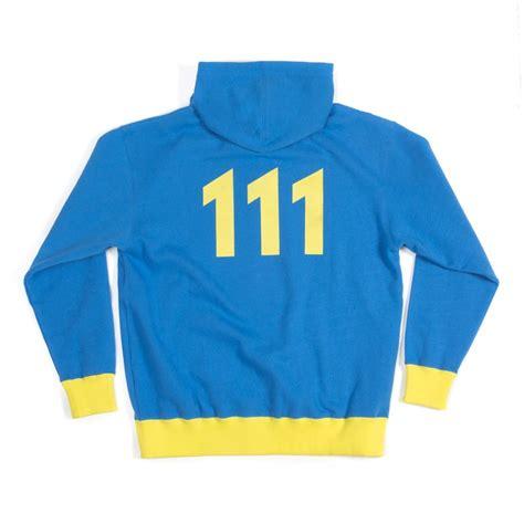 the bethesda store vault 111 hoodie hoodies apparel