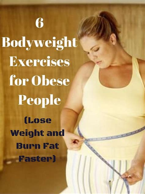 10 Top Exercises To Lose Weight by Best 10 Obese To Fit Ideas On Obesity Workout